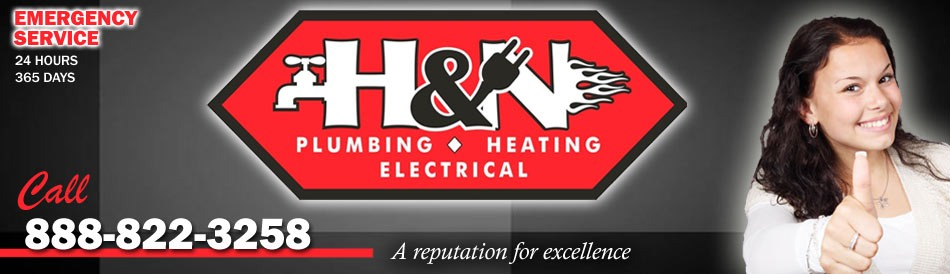 H & N Plumbing, Heating, & Electrical, Inc. 1325 Seventh St Fennimore, WI 53809 - Phone: (608) 822-3258